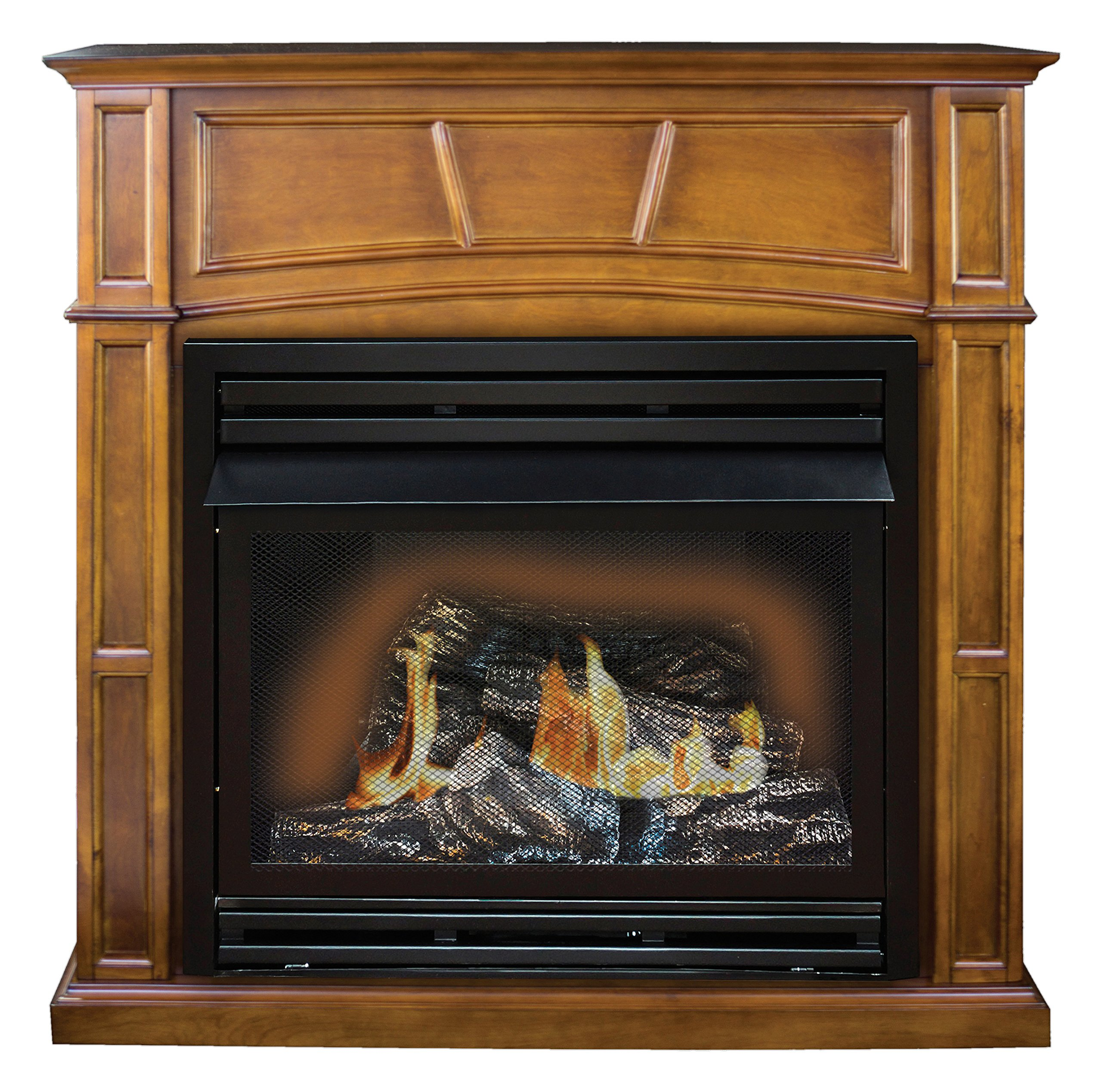 Comfort Glow GFD3280R The The Savannah Remote Controlled Vent Free Gas Fireplace, 30000 Btu by Comfort Glow