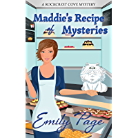 Maddie's Recipe Of Mysteries (A Rockcrest Cove Cozy Mystery Book 1) (English Edition)