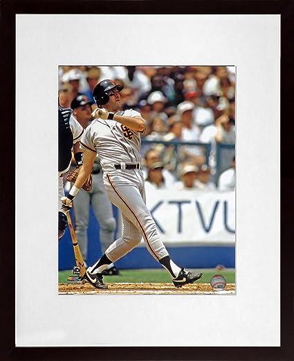 "SF Giants Will Clark ""The Natural"" 8x10 Photograph (SGA UnderFifty Series)  Framed 4c7090f9d"