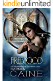 Fireblood: A Cassidy Edwards Short Story - Book 4.5