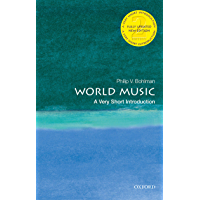 World Music: A Very Short Introduction (Very Short Introductions) book cover