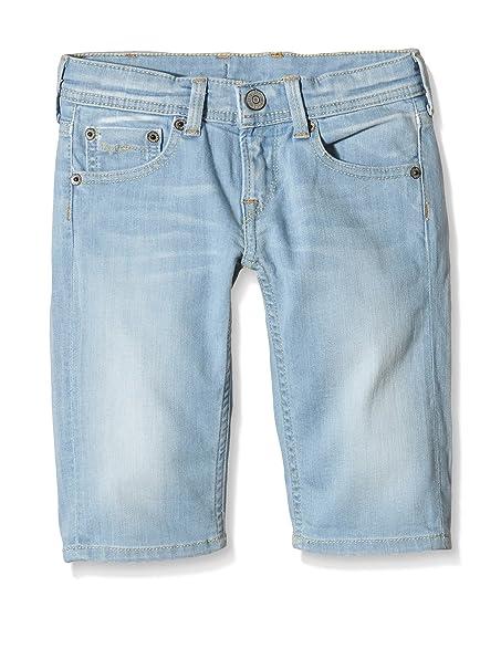 2d8351e9d70 Pepe Jeans London Bermuda Vaquera Becket Short Denim 3 años (98 cm ...