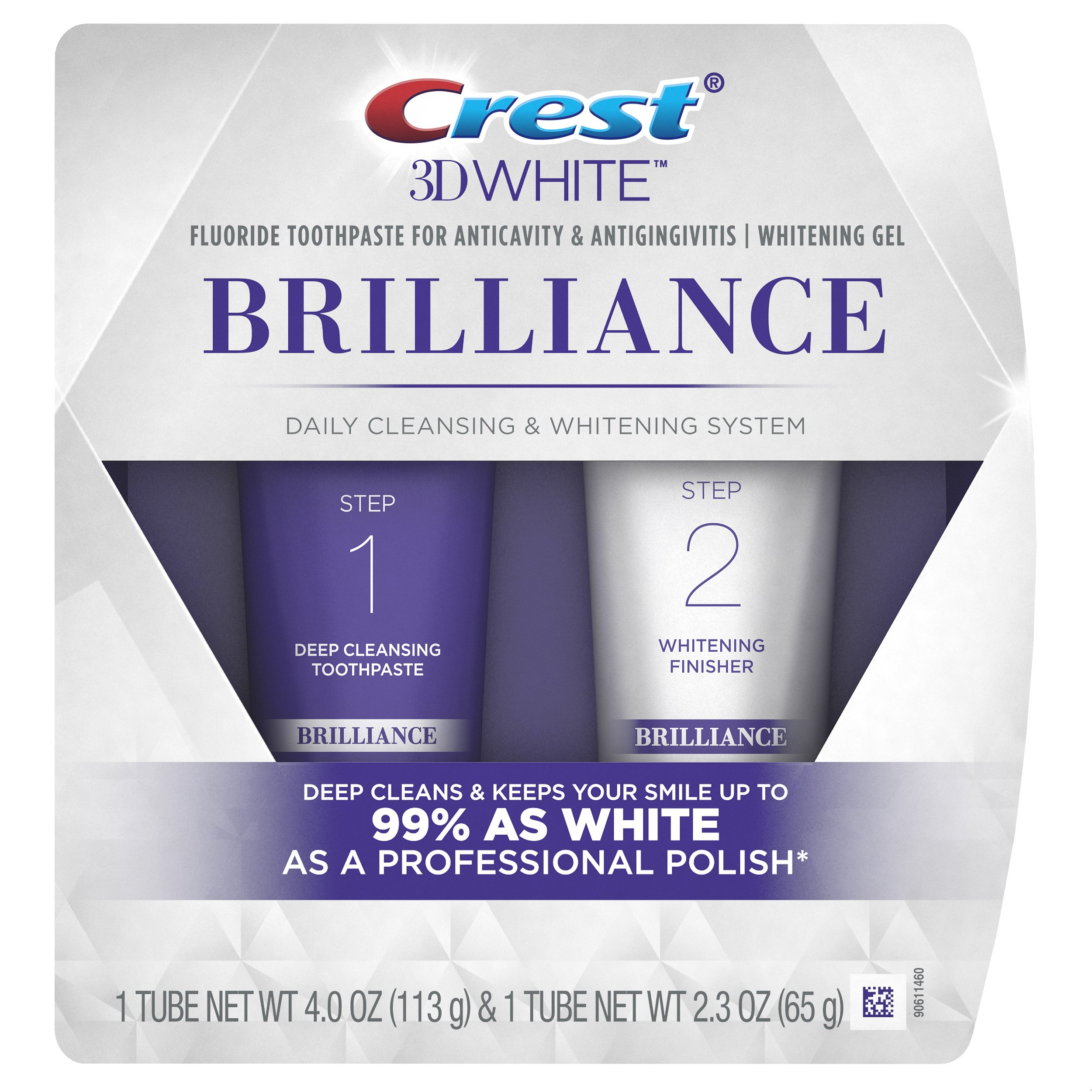 Are crest 3d white strip instructions