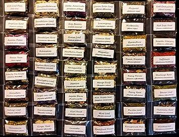 Amazon.com: Apothecary Starter Kit - Herb Variety Sampler ...