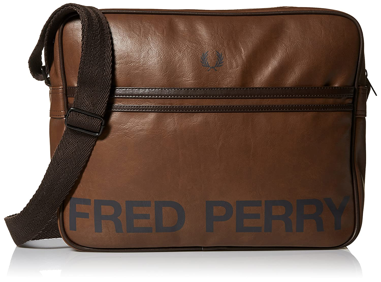 Fred Perry LUGGAGE メンズ One Size タン B074B6VGGB
