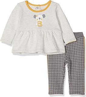 Absorba Baby-M/ädchen Bekleidungsset