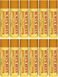 BURT'S BEES Honey Lip Balm 12/Pack
