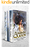The Gladiator Queen: Complete Wolf of Oberhame Trilogy Box Set (The Wolf of Oberhame)