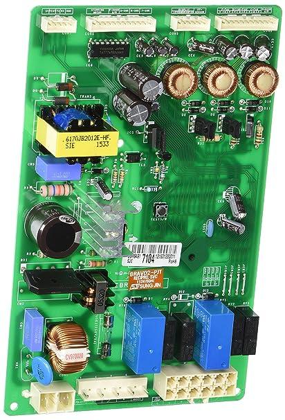 amazon lg electronics ebr34917104 refrigerator main pcb a home GE Microwave Fuse lg electronics ebr34917104 refrigerator main pcb a