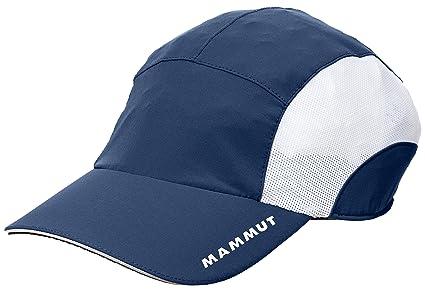 Mammut MTR - Gorra, Unisex Adulto, Azul(Jay-White): Amazon.es ...