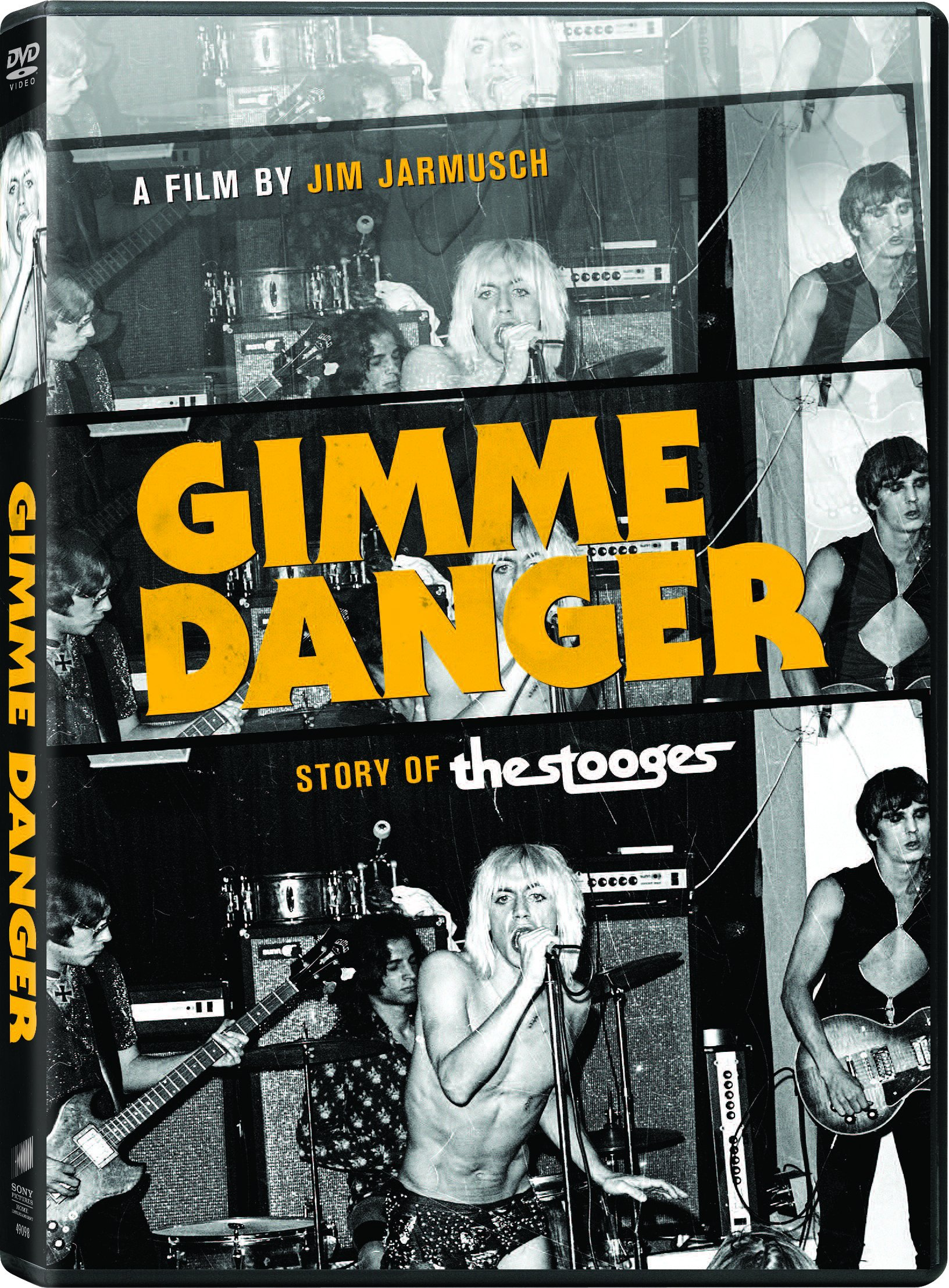 DVD : Gimme Danger (Dolby, AC-3, Widescreen, )