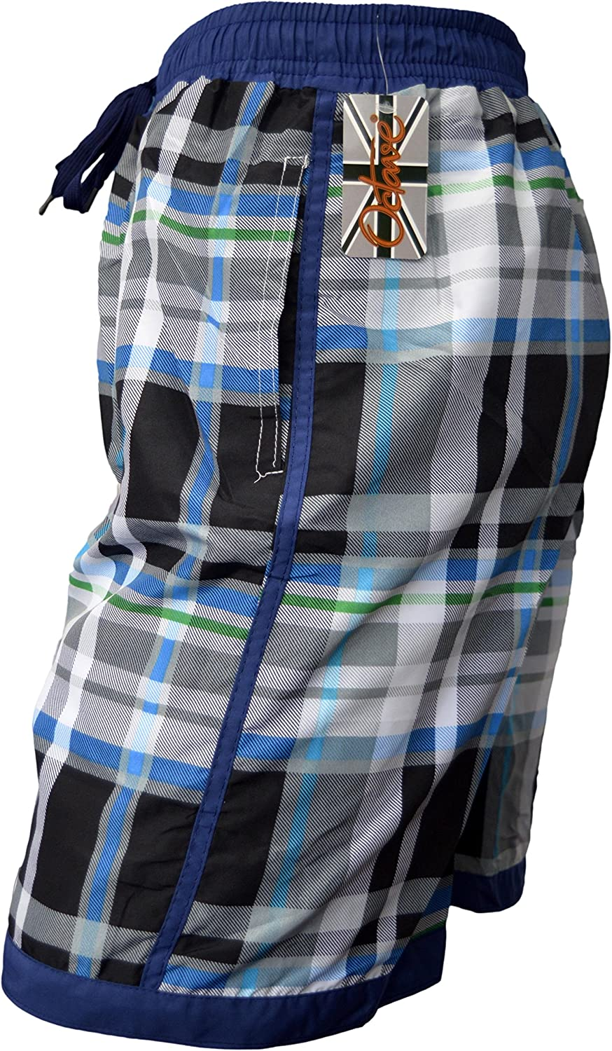 Octave/® Mens Summer Beach Swim Shorts Trunks Collection Various Styles /& Colours