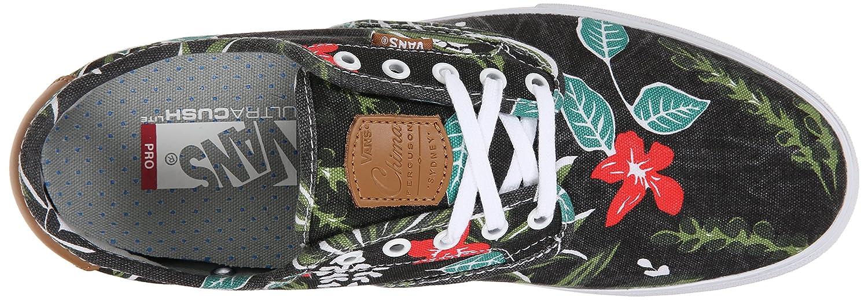 3acb3a029d Vans Men s Chima Ferguson Pro Aloha Black Ankle-High Fabric Fashion Sneaker  - 13M  Vans  Amazon.ca  Shoes   Handbags