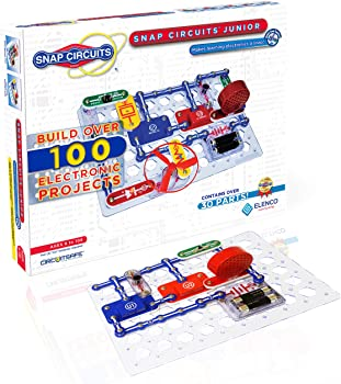 Snap Circuits Elenco Jr. SC-100 Electronic