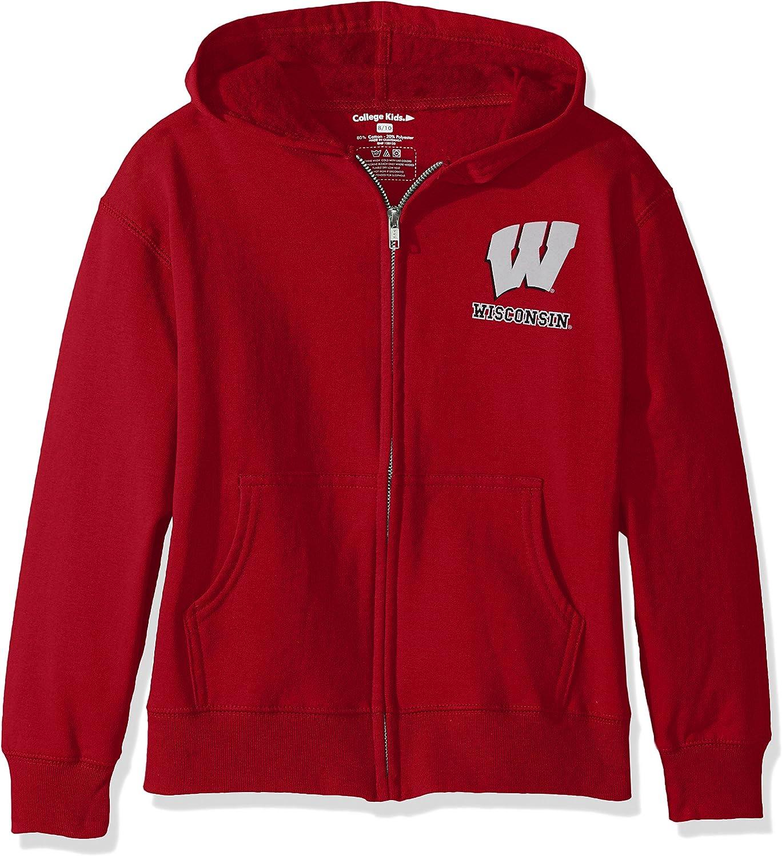 College Kids NCAA Youth Zip Hoodie
