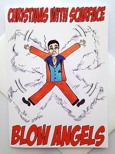 Amazoncom Funny Christmas Card Al Pacino Christmas Card