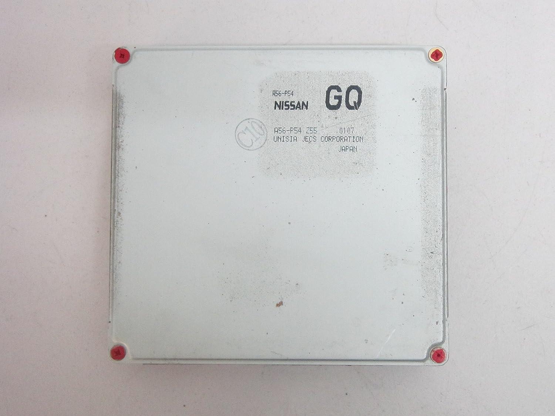 00 01 Nissan Maxima Ecu Engine Control Unit A56 P54 Z55 2001 Ecm Location Car Electronics