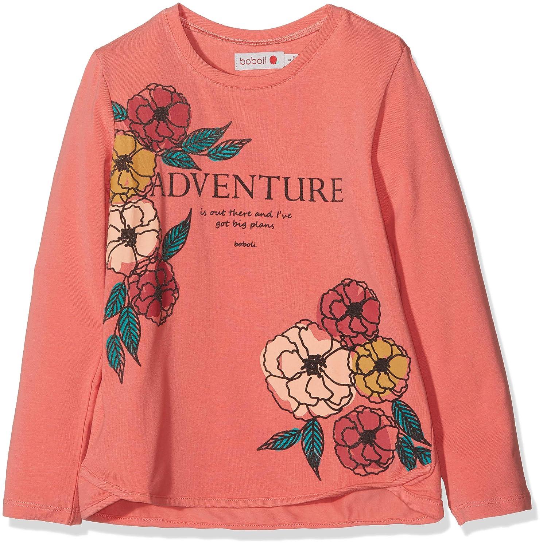 boboli Knit T-Shirt Striped For Baby Girl Camiseta Beb/é-para Ni/ñas
