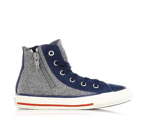 Converse 646380C Sneakers Kids Suede/Textile Grey melange