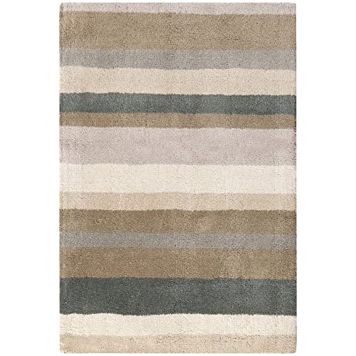 angelo HOME by Surya Madison Square MDS-1006 Transitional Hand Loomed 100 Wool Silver Cloud 2 x 3 Geometric Accent Rug