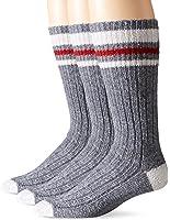 Stanfield's Men's 3 Pack Work Sock