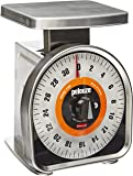Rubbermaid Commercial Pelouze FGY32R Aluminum Y-Line Mechanical Portion-Control Food Scale, 2-pound