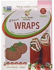 GemWraps Tomato Sandwich Wraps 6-sheets