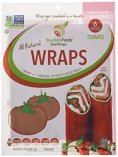 GemWraps® Tomato Sandwich Wraps