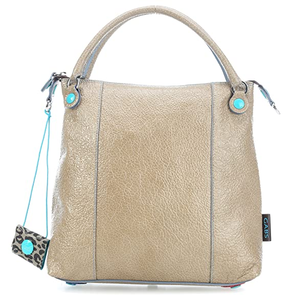 ee137a7aa3 Gabs Basic Gsac M Borsa hobo beige: Amazon.it: Abbigliamento