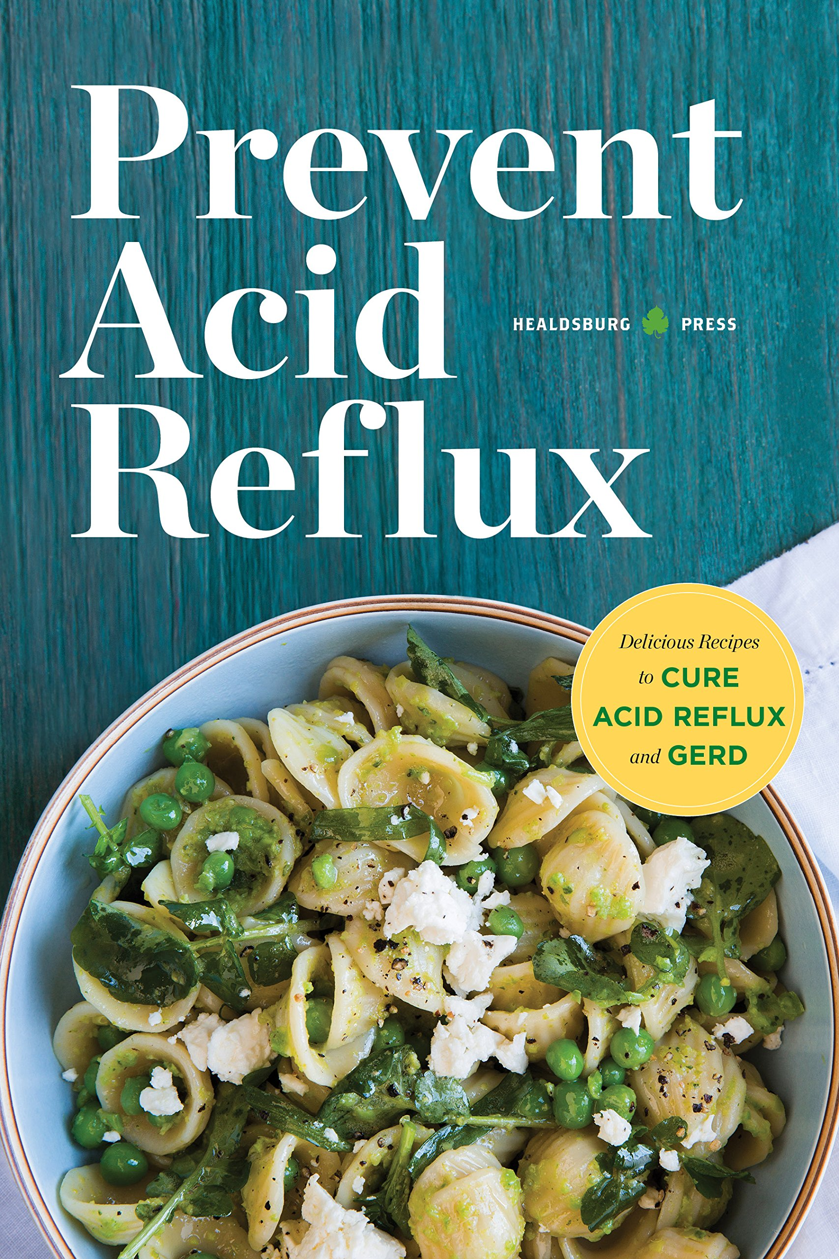 Prevent Acid Reflux Delicious Recipes product image