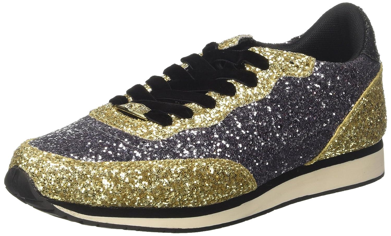 Guess Sunny, Zapatillas para Mujer 39 EU|Multicolor (Pewgo)