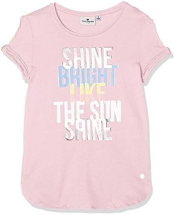 56f35a04 Tom Tailor T-Shirts 1/2, T-Shirt Bambina, Rosa (Pink Lilac Rose 5751), 14  Anni: Amazon.it: Abbigliamento