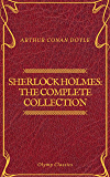 Sherlock Holmes: The Complete Collection (Olymp Classics) (English Edition)