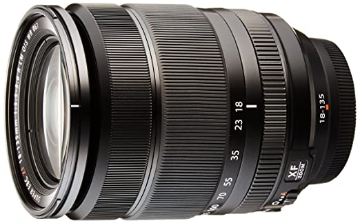 Fujifilm Fujinon - XF18-135mm F3.5-5.6 R OIS WR (Distancia Focal ...