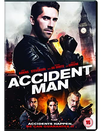 Accident Man [DVD]: Amazon co uk: Scott Adkins, Ray