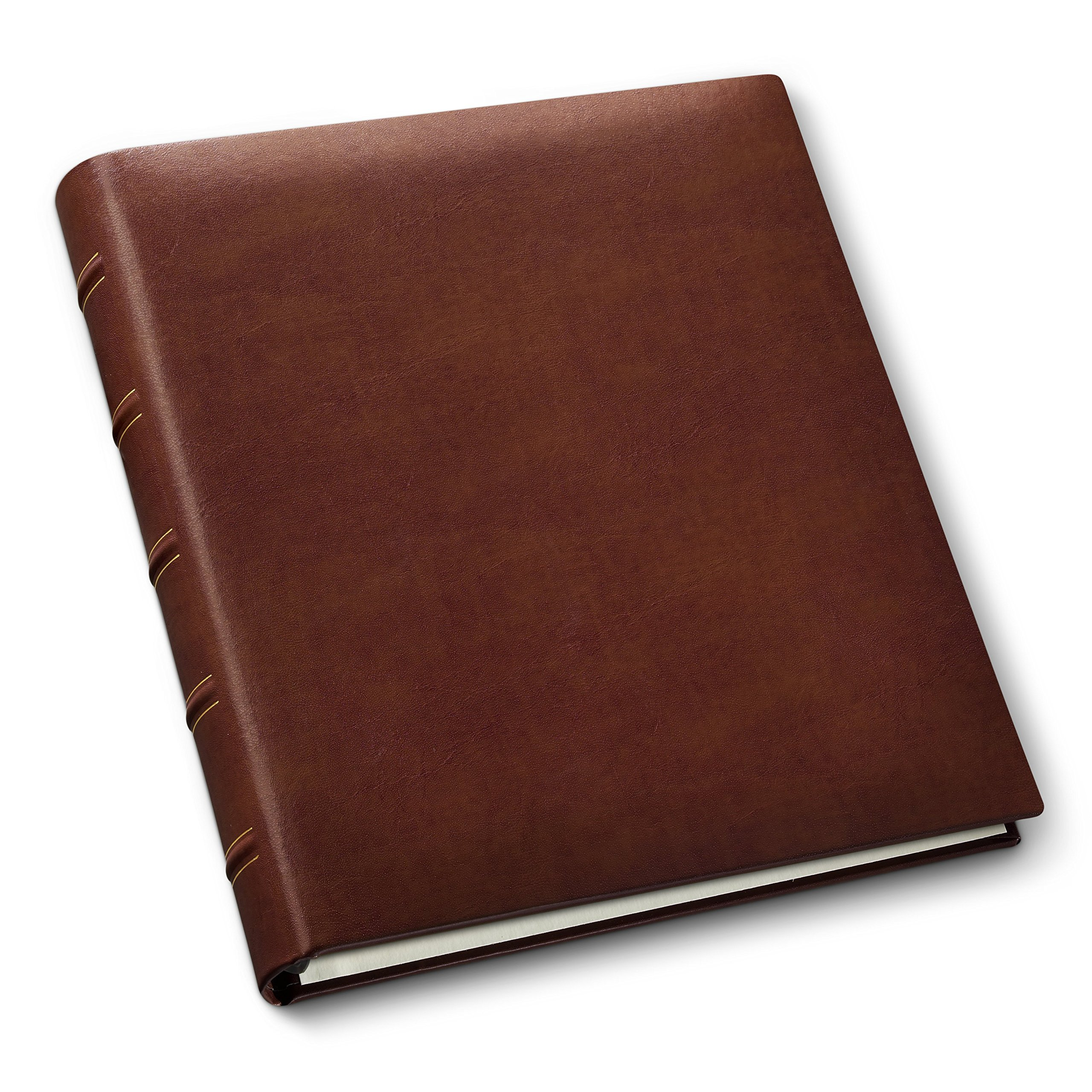 Gallery Leather Classic  Leather Album, British Tan