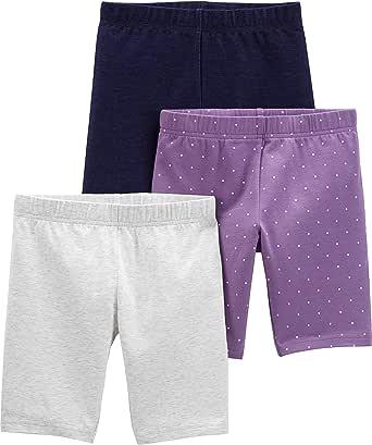 Simple Joys by Carter's Pantalones Cortos de Ciclismo Niñas
