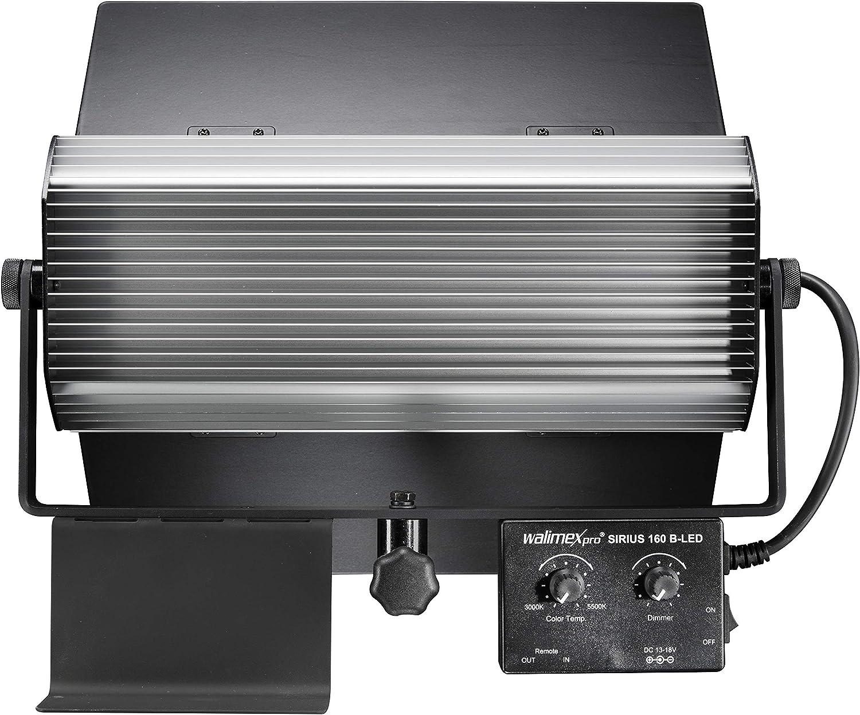 Walimex Pro Sirius 160 B Led Basic 2 Camera Photo