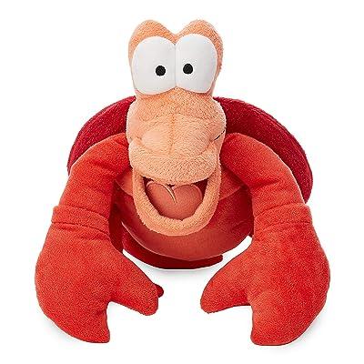 Disney Sebastian Plush - The Little Mermaid - Small - 8 Inch: Toys & Games