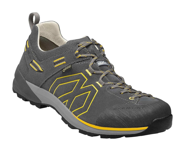 Garmont Santiago Niedrig GTX Hiking Niedrig Cut Schuhes Men Dark Grau/Gelb Schuhgröße 44,5 2017 Schuhe