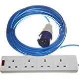 electrical hook up leads for tents
