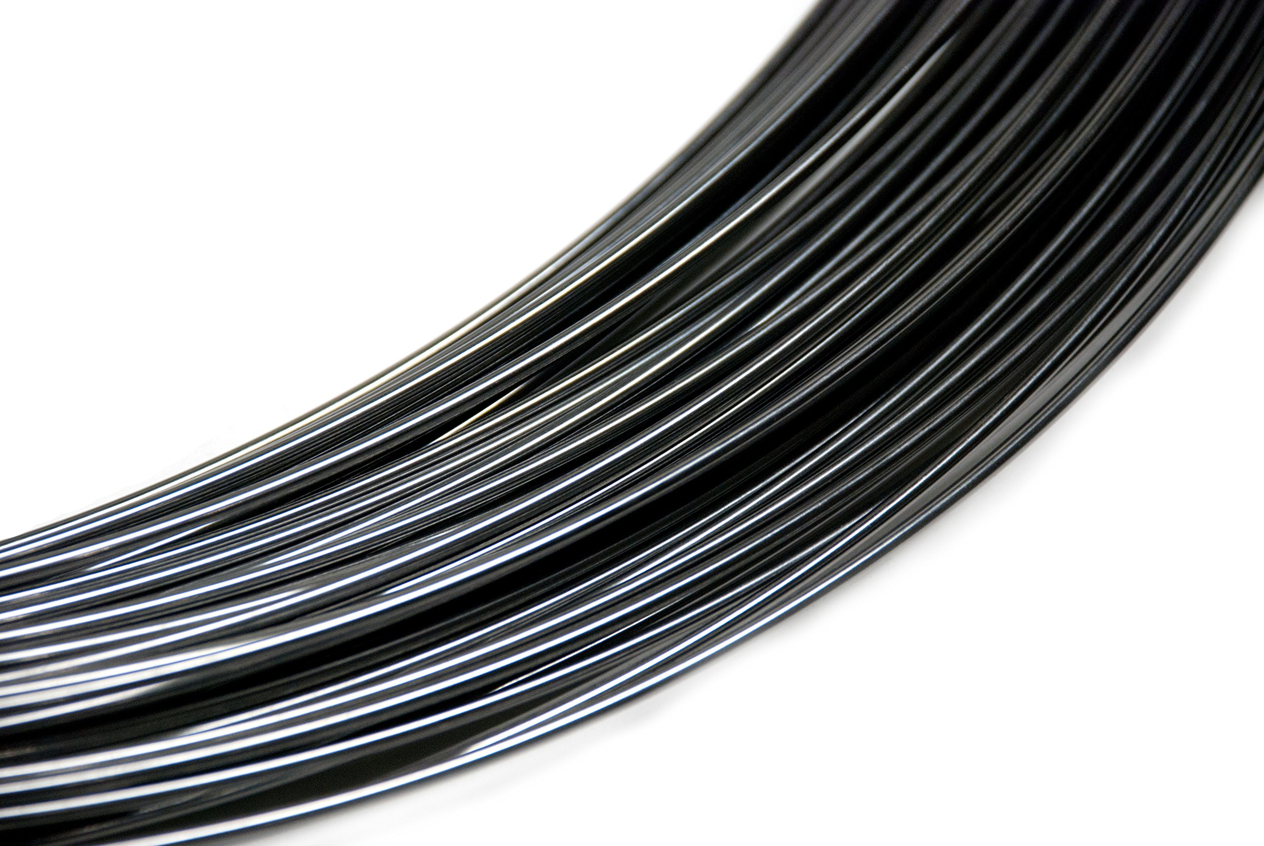 80/°C 0.02 SMA 176/°F 0.5mm Nitinol Shape Memory Alloy , 10 pre-Trained Magic Muscle Wire