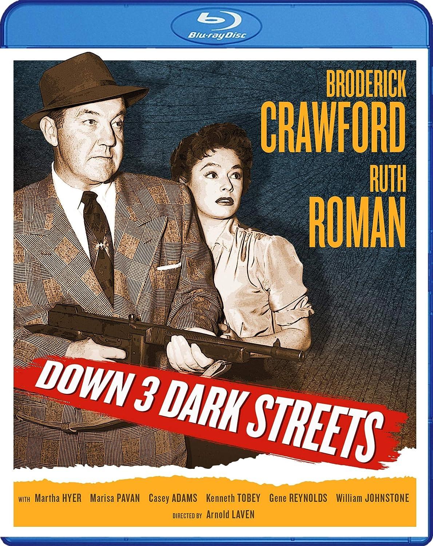 Down Three Dark Streets [Blu-ray]