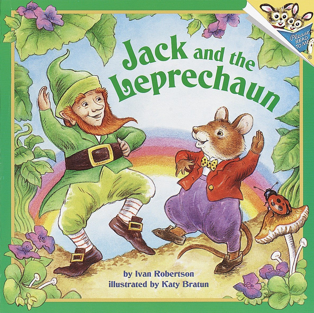 Find Jack and the Leprechaun in the WPPL catalog