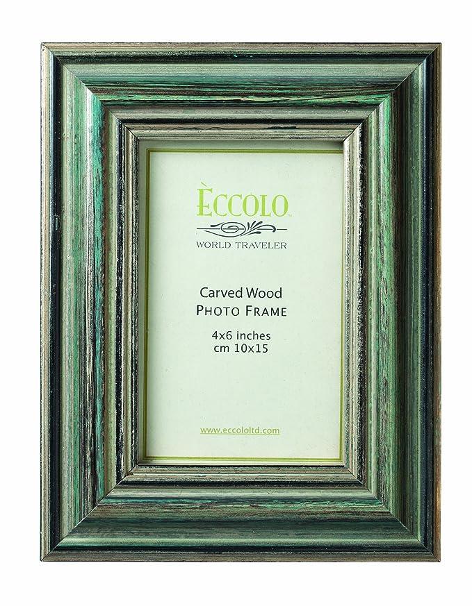 Amazon.de: Eccolo World Traveler ECCOLO Fashion Antik Holz ...