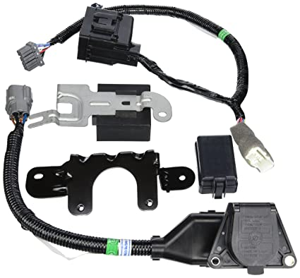 amazon com honda genuine 08l91 sza 100a trailer hitch harness rh amazon com