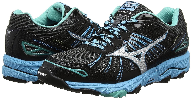 Amazon.com | Mizuno SS17 Womens Wave Mujin 3 GTX Trail Running Shoes | Trail  Running