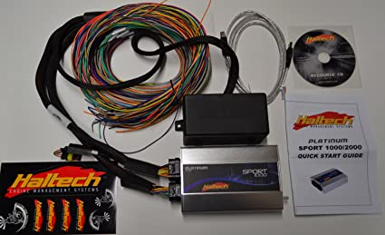 91JVApTalPL._SX425_ amazon com haltech platinum sport 1000 autospec flying lead kit haltech fuse box at edmiracle.co