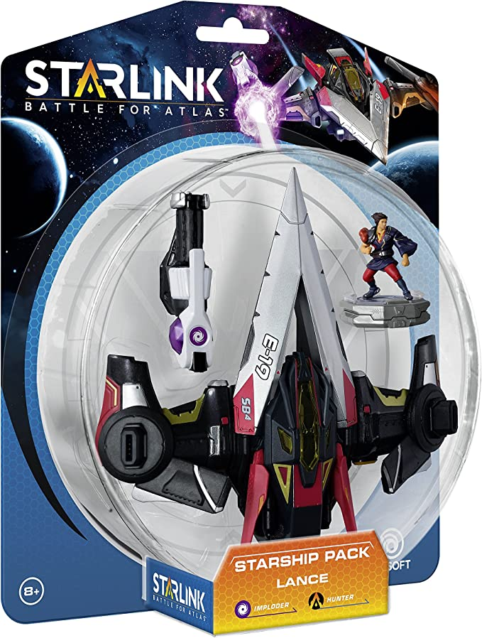 Starlink - Battle For Atlas, Pack Nave Lance: Amazon.es: Videojuegos