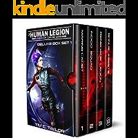 The Human Legion Deluxe Box set 1 (Human Legion box sets)